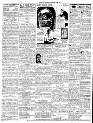 Globe-Gazette from Mason City, Iowa on December 17, 1936 · Page 70
