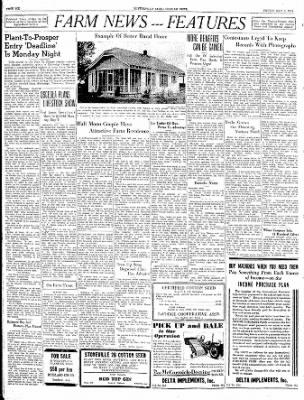 The Courier News from Blytheville, Arkansas on May 3, 1940 · Page 6