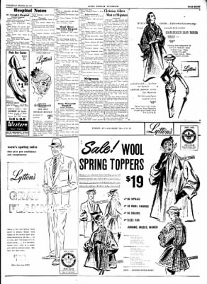 Alton Evening Telegraph from Alton, Illinois on March 20, 1952 · Page 7