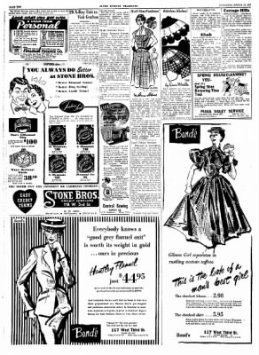 Alton Evening Telegraph from Alton, Illinois on March 20, 1952 · Page 10