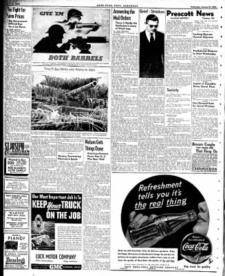 Hope Star from Hope, Arkansas on January 21, 1942 · Page 4