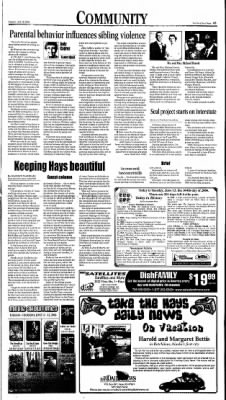 The Hays Daily News from Hays, Kansas on June 13, 2006 · Page 5