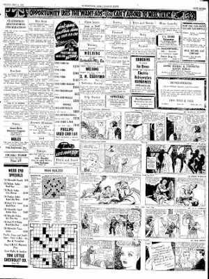 The Courier News from Blytheville, Arkansas on May 3, 1940 · Page 7
