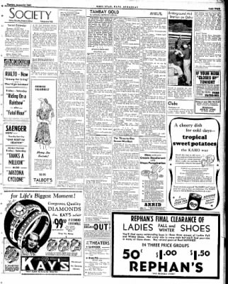 Hope Star from Hope, Arkansas on January 22, 1942 · Page 3