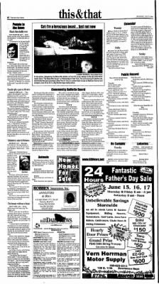 The Hays Daily News from Hays, Kansas on June 14, 2006 · Page 2