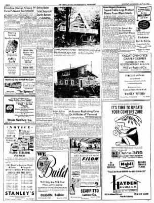 The North Adams Transcript from North Adams, Massachusetts on July 27, 1963 · Page 4