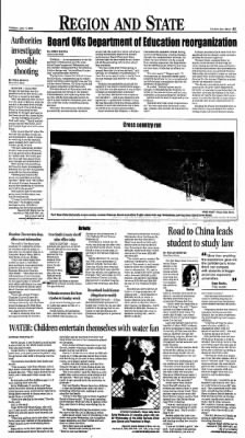 The Hays Daily News from Hays, Kansas on June 15, 2006 · Page 3