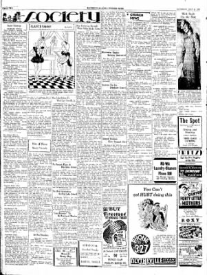 The Courier News from Blytheville, Arkansas on May 4, 1940 · Page 2
