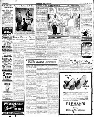 Hope Star from Hope, Arkansas on October 16, 1939 · Page 4