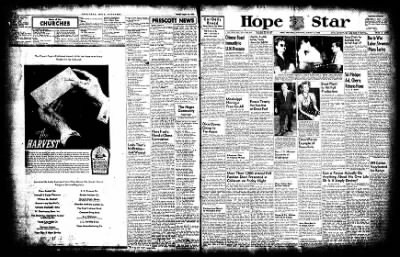 Hope Star from Hope, Arkansas on August 16, 1952 · Page 1