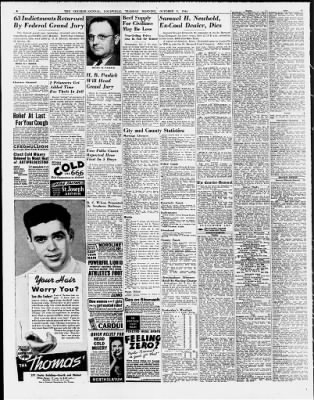 The largest online newspaper archive. The Courier-Journal ...
