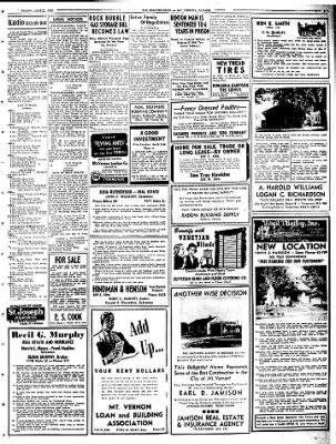 Mt. Vernon Register-News from Mt Vernon, Illinois on June 22, 1951 · Page 7