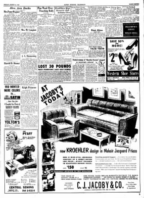 Alton Evening Telegraph from Alton, Illinois on March 21, 1952 · Page 11