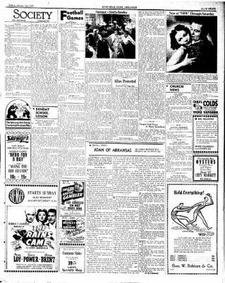 Hope Star from Hope, Arkansas on October 20, 1939 · Page 3