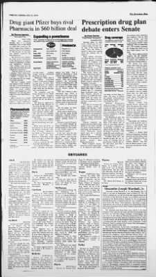 The Anniston Star from Anniston, Alabama on July 16, 2002 · Page 18