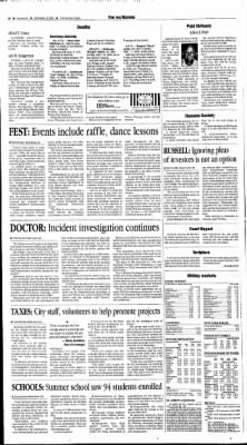 The Hays Daily News from Hays, Kansas on September 18, 2002 · Page 6