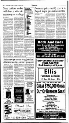 The Hays Daily News from Hays, Kansas on September 18, 2002 · Page 8