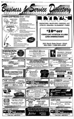 Ukiah Daily Journal from Ukiah, California on June 9, 1998 · Page 12