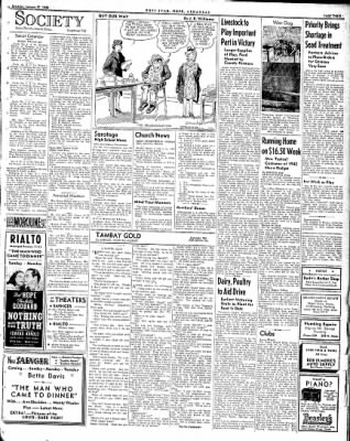 Hope Star from Hope, Arkansas on January 31, 1942 · Page 3