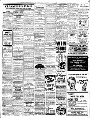 Mt. Vernon Register-News from Mt Vernon, Illinois on June 27, 1951 · Page 12