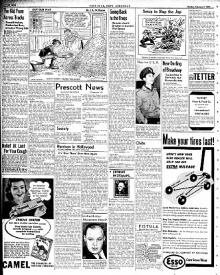 Hope Star from Hope, Arkansas on February 2, 1942 · Page 4