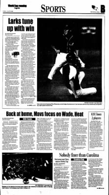 The Hays Daily News from Hays, Kansas on June 20, 2006 · Page 9
