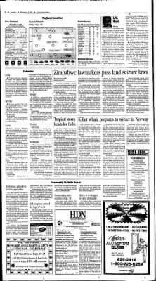The Hays Daily News from Hays, Kansas on September 19, 2002 · Page 2
