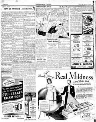 Hope Star from Hope, Arkansas on October 25, 1939 · Page 6