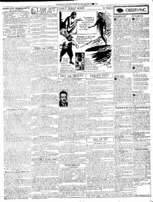 Globe-Gazette from Mason City, Iowa on December 31, 1936 · Page 100