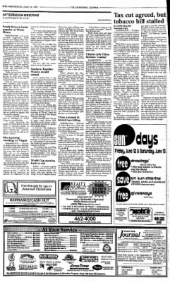 Ukiah Daily Journal from Ukiah, California on June 10, 1998 · Page 2