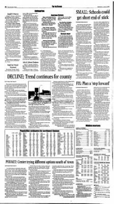 The Hays Daily News from Hays, Kansas on June 21, 2006 · Page 6