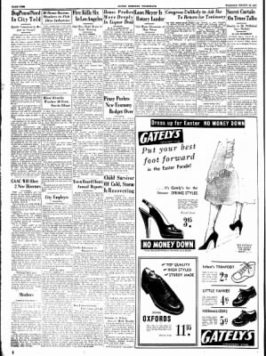 Alton Evening Telegraph from Alton, Illinois on March 25, 1952 · Page 2