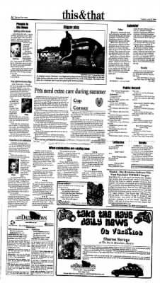 The Hays Daily News from Hays, Kansas on June 22, 2006 · Page 2