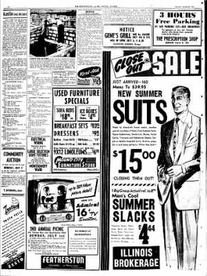 Mt. Vernon Register-News from Mt Vernon, Illinois on June 29, 1951 · Page 16