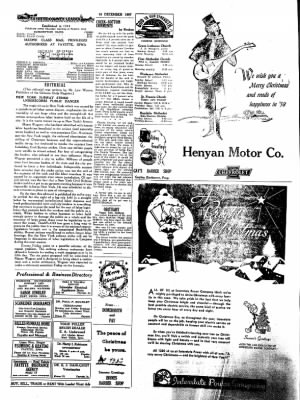 Fayette County Leader from Fayette, Iowa on December 19, 1957 · Page 2