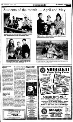 Ukiah Daily Journal from Ukiah, California on June 11, 1998 · Page 12