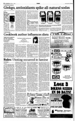The Salina Journal from Salina, Kansas on April 1, 1998 · Page 16