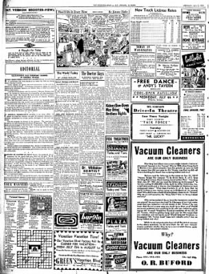 Mt. Vernon Register-News from Mt Vernon, Illinois on July 2, 1951 · Page 4