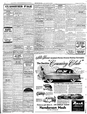 Mt. Vernon Register-News from Mt Vernon, Illinois on July 2, 1951 · Page 12
