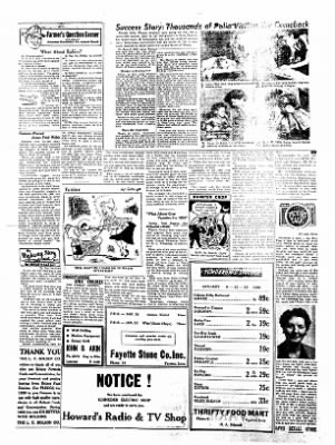 Fayette County Leader from Fayette, Iowa on January 9, 1958 · Page 4