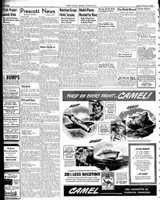 Hope Star from Hope, Arkansas on February 9, 1942 · Page 4