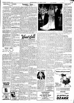 Mt. Vernon Register-News from Mt Vernon, Illinois on October 1, 1968 · Page 3