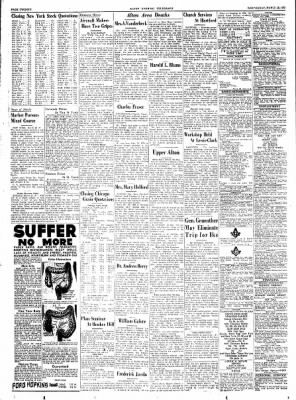 Alton Evening Telegraph from Alton, Illinois on March 26, 1952 · Page 20