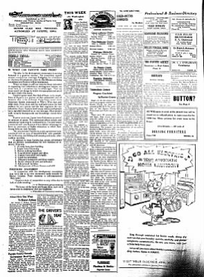 Fayette County Leader from Fayette, Iowa on January 30, 1958 · Page 2