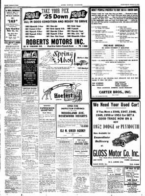 Alton Evening Telegraph from Alton, Illinois on March 26, 1952 · Page 22