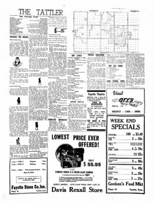 Fayette County Leader from Fayette, Iowa on February 6, 1958 · Page 3