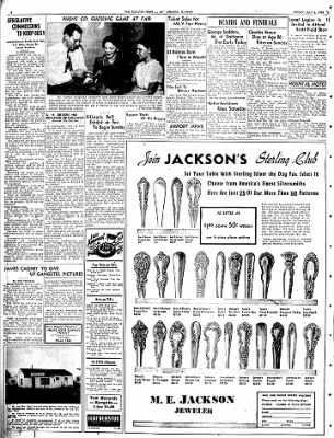 Mt. Vernon Register-News from Mt Vernon, Illinois on July 6, 1951 · Page 2