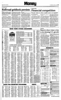 The Salina Journal from Salina, Kansas on April 2, 1998 · Page 15