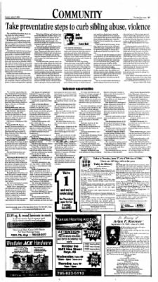 The Hays Daily News from Hays, Kansas on June 27, 2006 · Page 5