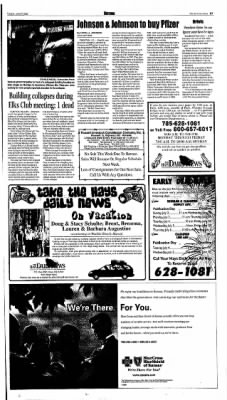 The Hays Daily News from Hays, Kansas on June 27, 2006 · Page 7